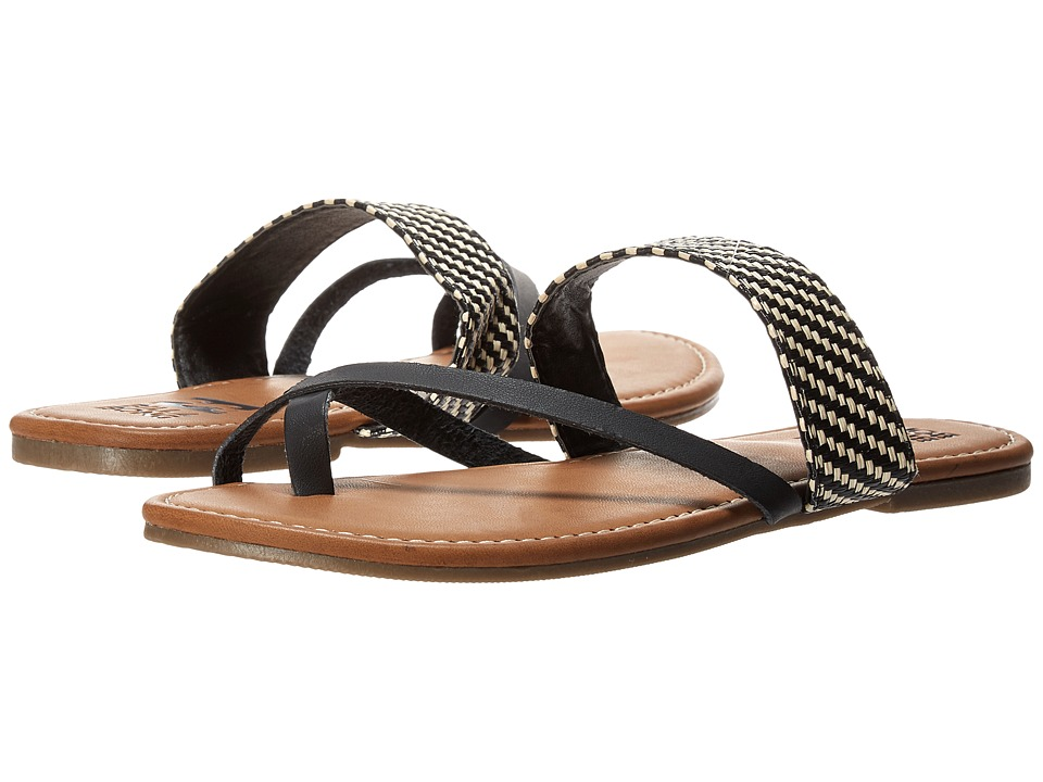 Billabong - With Luv Sandal (Off Black) Women's Sandals