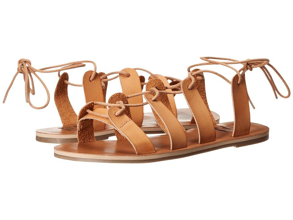 Billabong - Beach Brigade Sandal (Camel) Women's Sandals