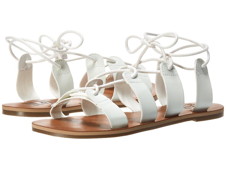 Billabong - Beach Brigade Sandal (White) Women's Sandals