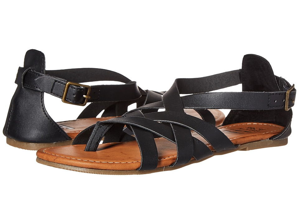 Billabong - Seaing Double Sandal (Off Black) Women's Sandals