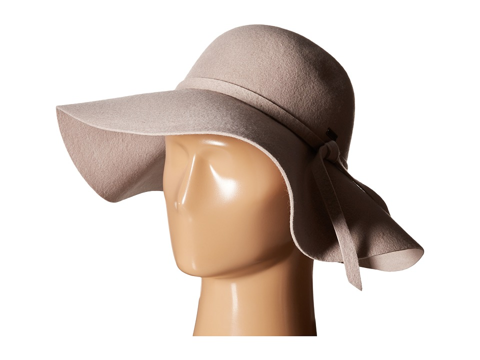 Roxy - Oriental Wind Felt Hat (Sand Piper) Dress Hats