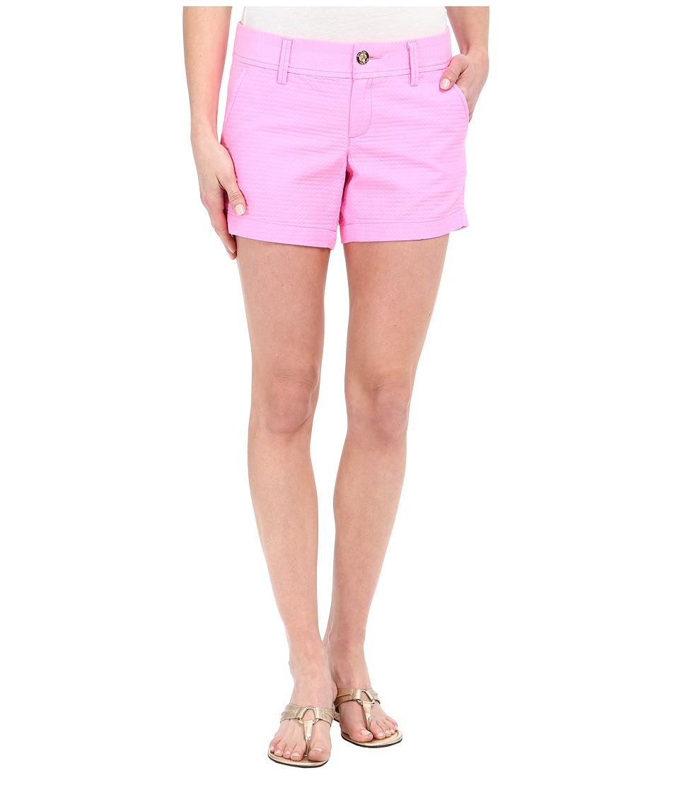 Lilly Pulitzer - Callahan Shorts (Pink Pout) Women's Shorts