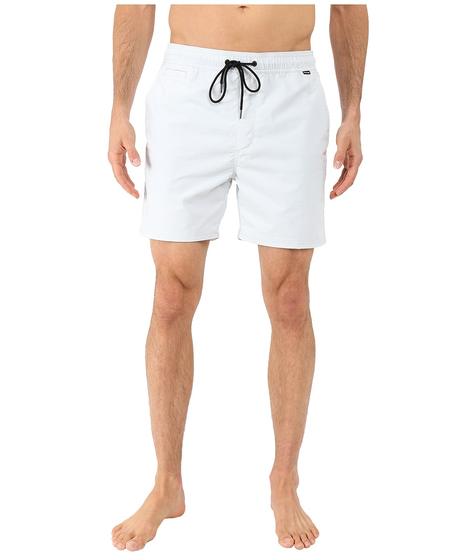 Hurley - Dri-Fit One and Only Volley (Pure Platinum) Men's Swimwear