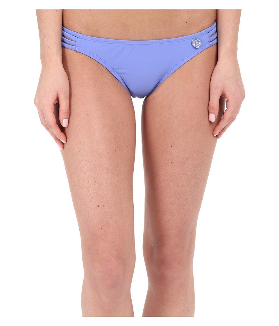 Body Glove - Smoothies Flirty Surf Rider Bottom (Iris) Women's Swimwear