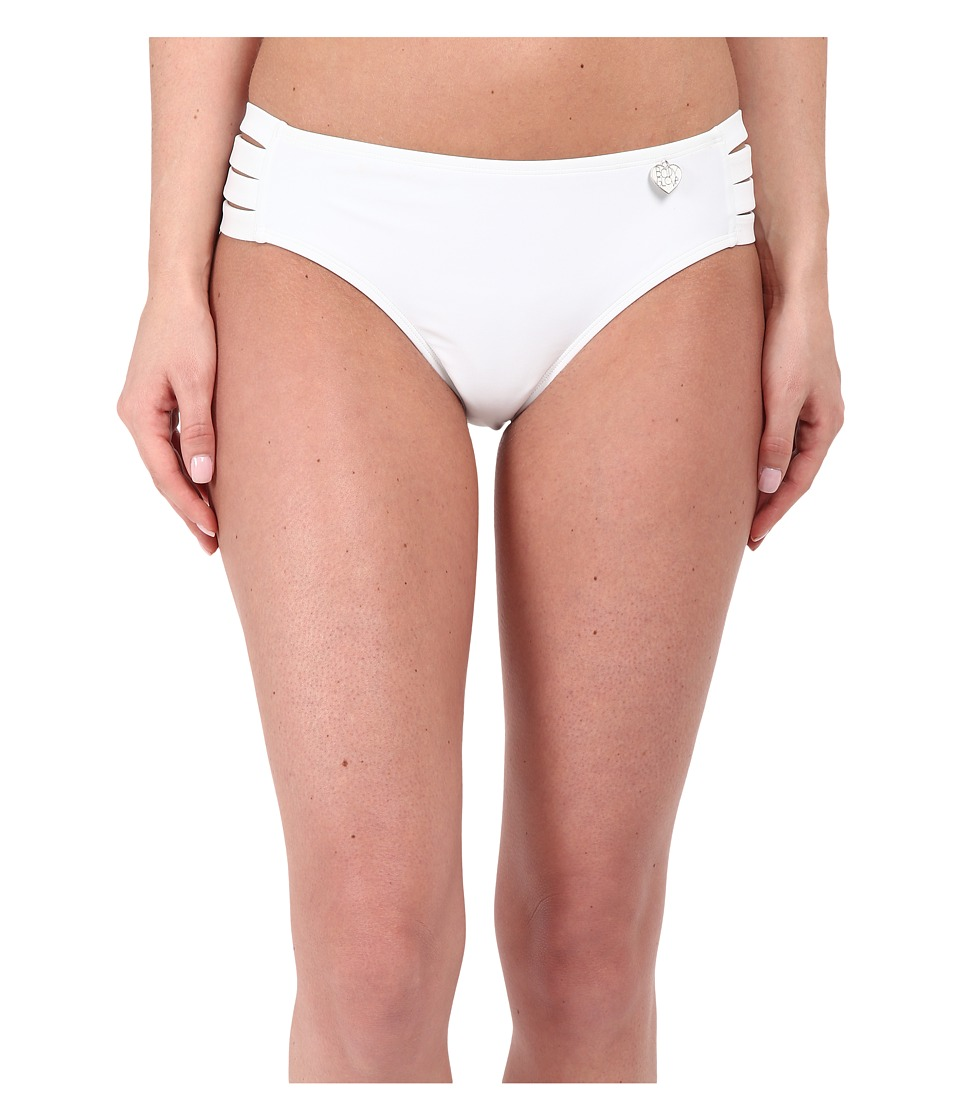 Body Glove - Smoothies Nuevo Contempo Bottoms (White) Women's Swimwear
