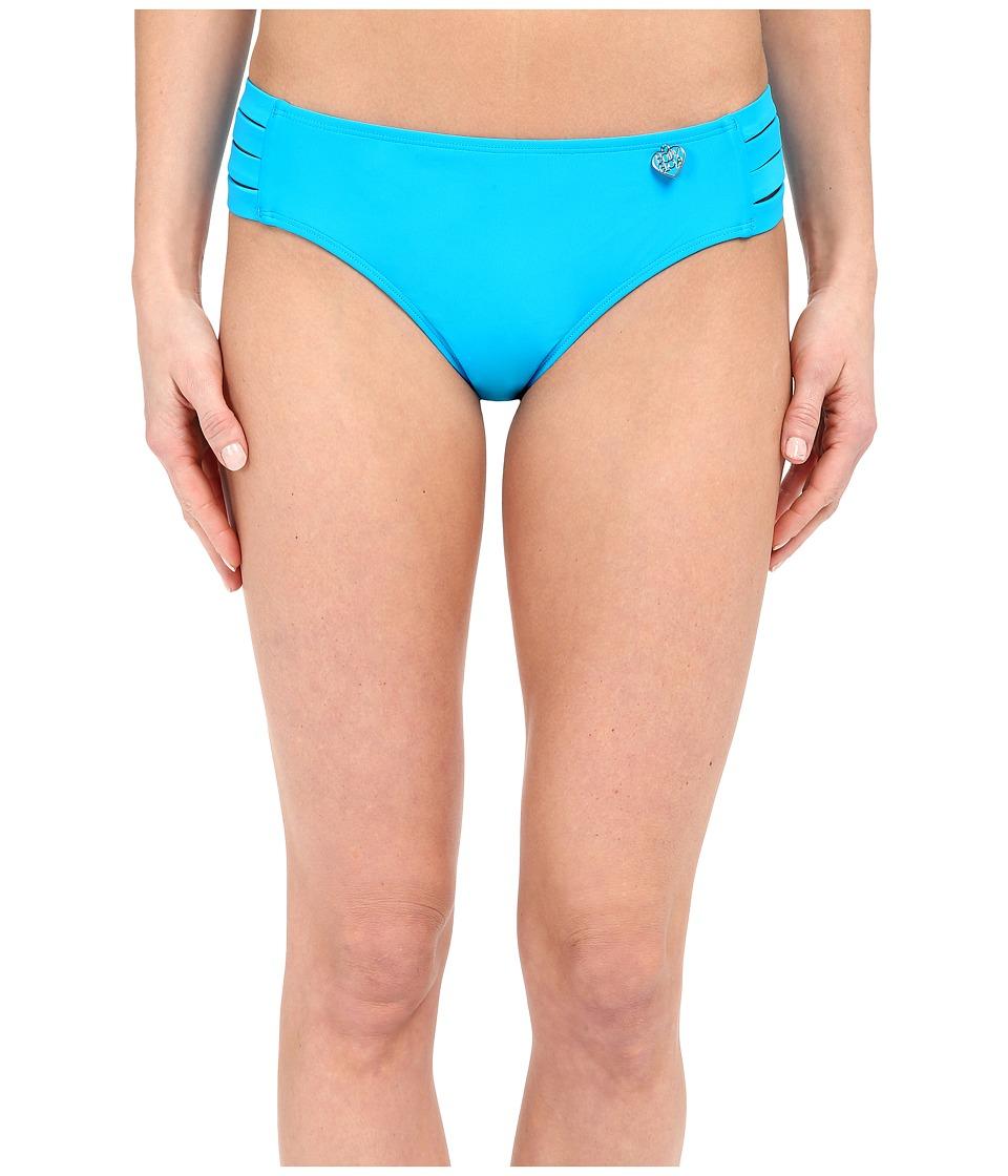 Body Glove - Smoothies Nuevo Contempo Bottoms (Ocean) Women's Swimwear