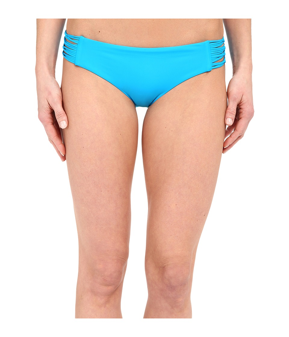 Body Glove - Smoothies Ruby Low Rise Bottom (Ocean) Women's Swimwear