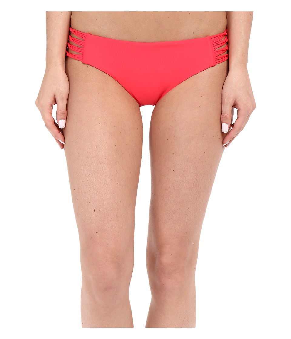 Body Glove - Smoothies Ruby Low Rise Bottom (Fuego) Women's Swimwear