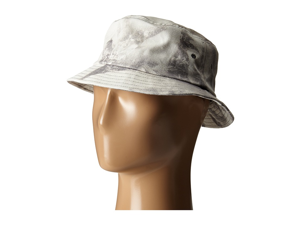 Quiksilver - Simple Times Bucket Cap (High Rise) Bucket Caps