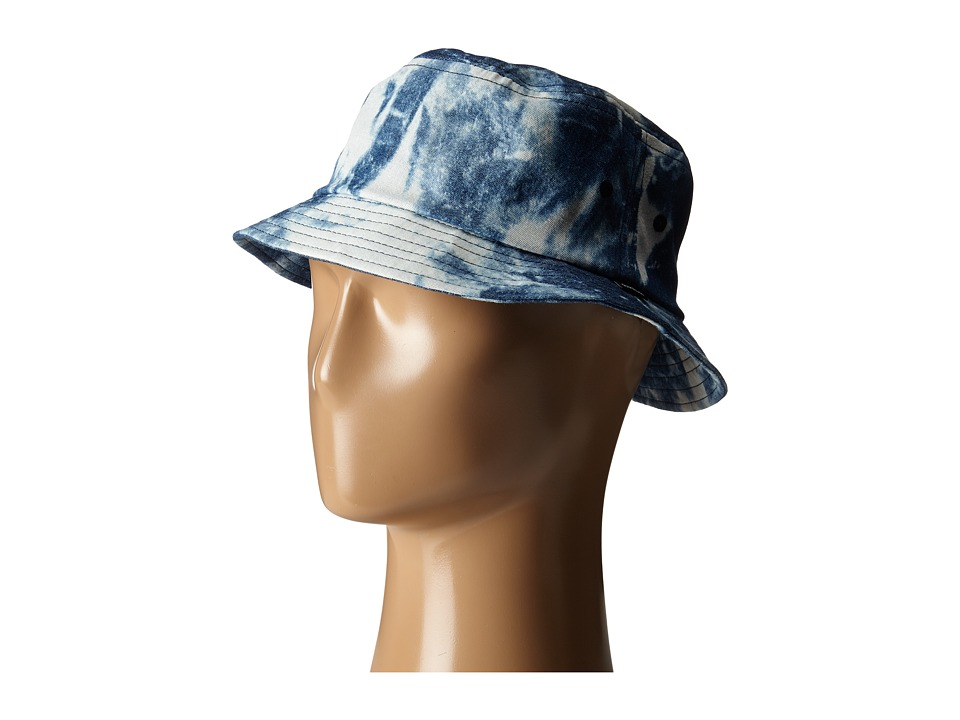 Quiksilver - Simple Times Bucket Cap (Navy Blazer) Bucket Caps