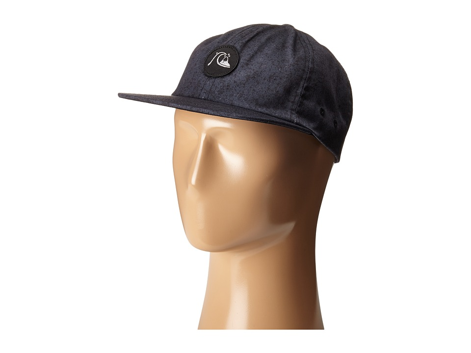 Quiksilver - Turbs Cap (Black) Caps