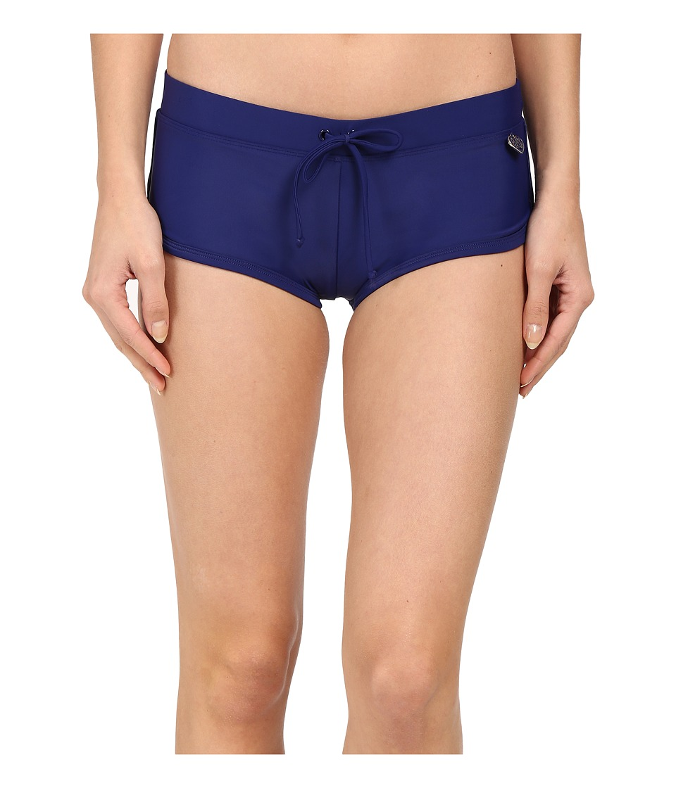 Body Glove - Smoothies Sidekick Sporty Swim Short (Midnight) Women's Swimwear