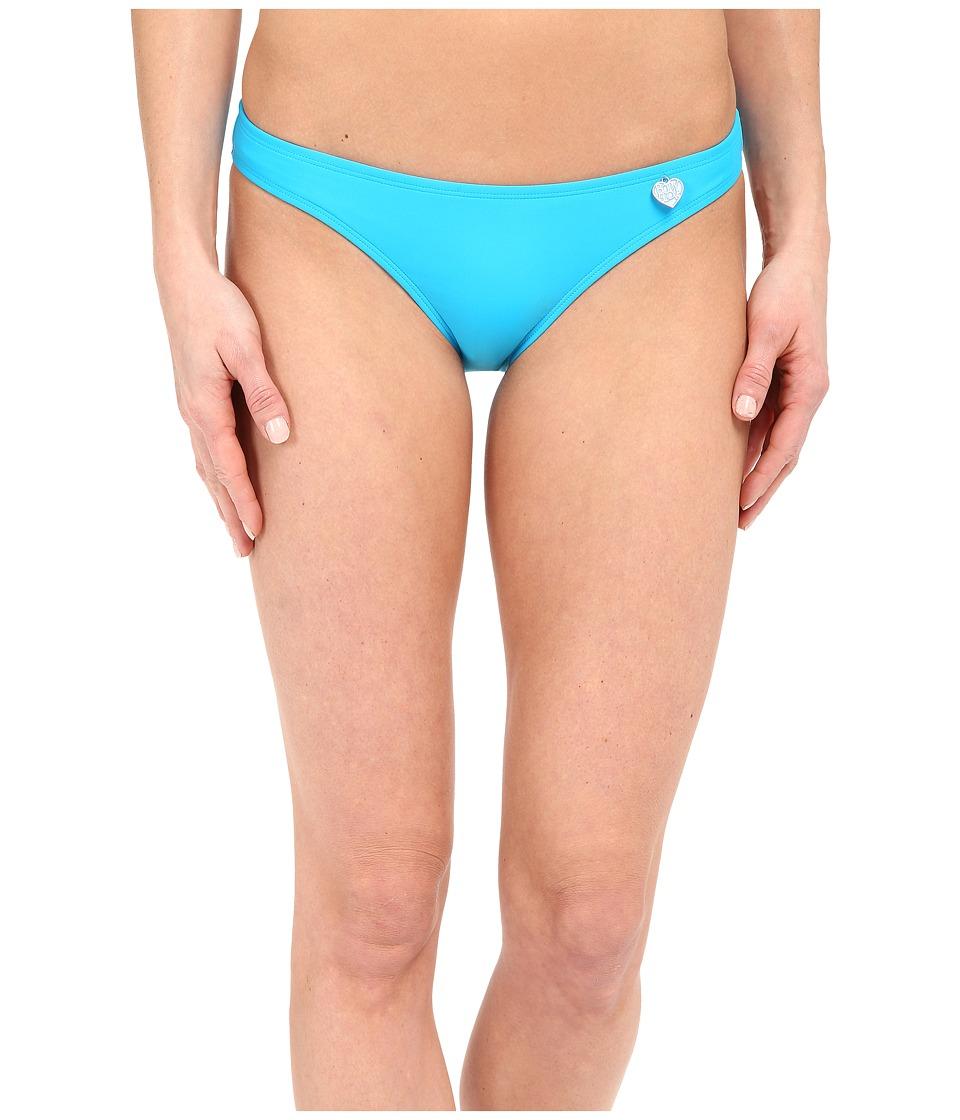 Body Glove Smoothies Basic Bikini Bottom (Ocean) Women