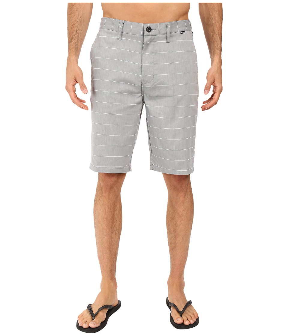 Hurley - Dri-Fit Porter Walkshorts (Cool Grey) Men's Shorts