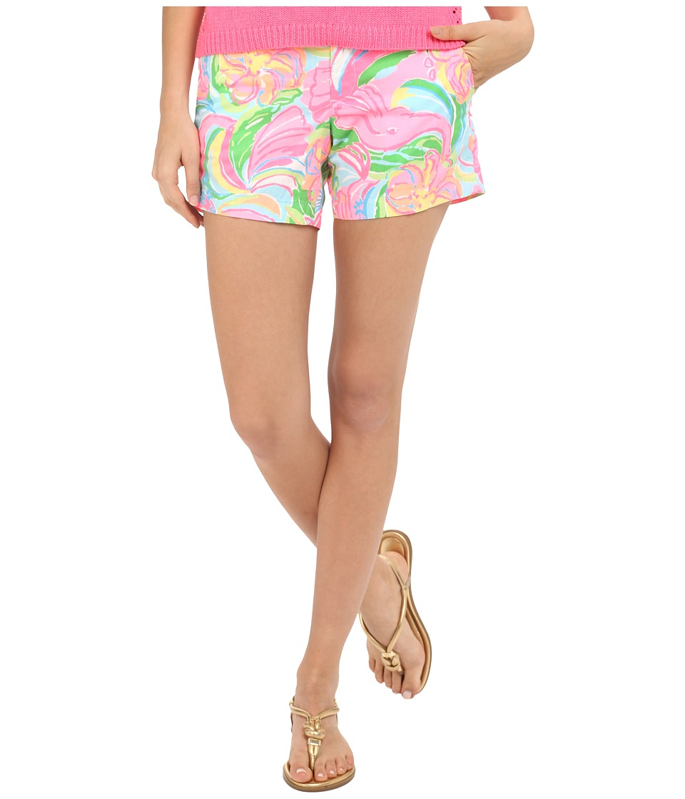 Lilly Pulitzer - Callahan Shorts (Multi So A Peeling) Women's Shorts