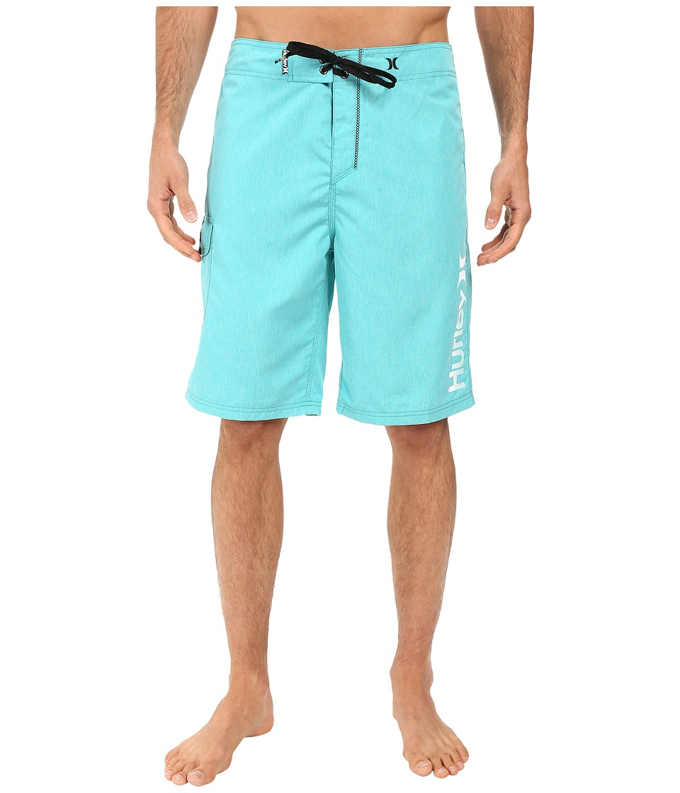 Hurley - Heathered One Only 22 Boardshorts (Hyper Jade) Men's Swimwear