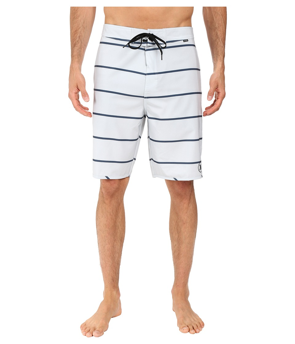 Hurley - Beachside Halton Boardwalk Shorts (Wolf Grey) Men's Swimwear
