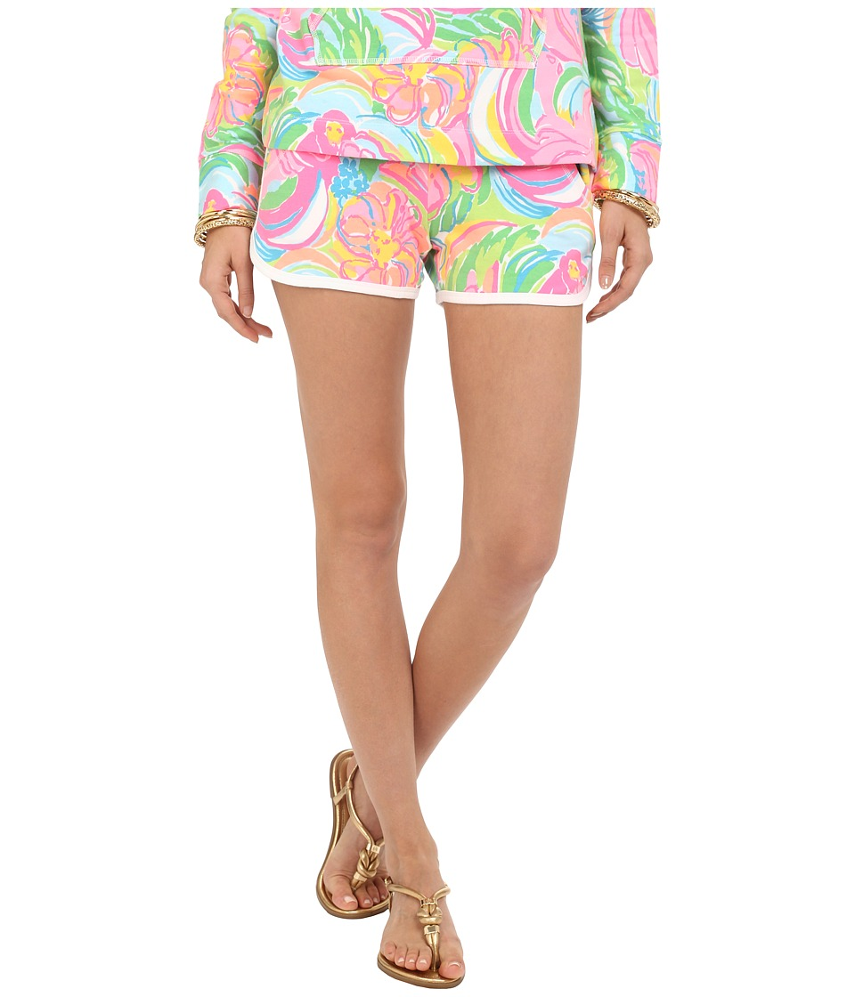 Lilly Pulitzer - Chrissy Short (Multi So A Peeling) Women's Shorts