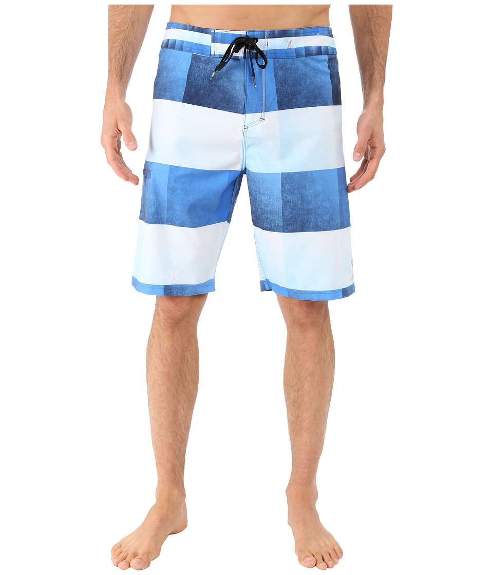 Hurley - Phantom Kingsroad Light 21 Boardshorts (Fountain Blue) Men's Swimwear