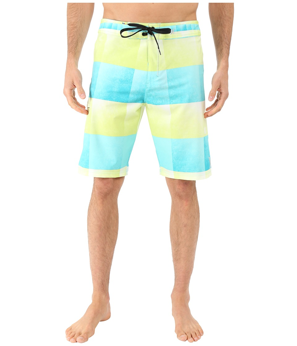 Hurley - Phantom Kingsroad Light 21 Boardshorts (Hyper Jade) Men's Swimwear