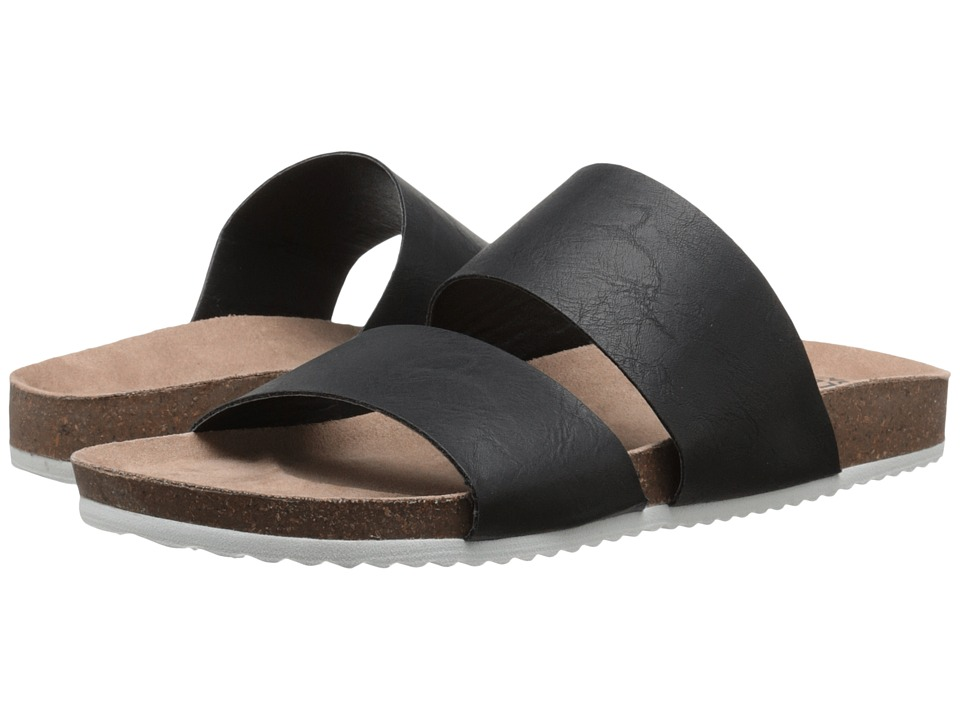 Billabong - Shore Thing Sandal (Off Black) Women's Sandals