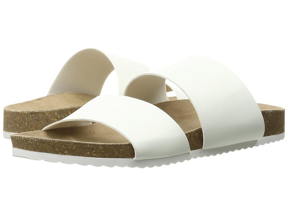 Billabong - Shore Thing Sandal (White) Women's Sandals