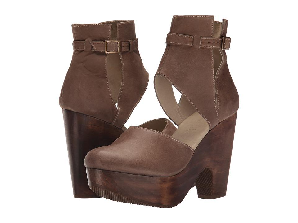 Cordani - Carmen (Taupe Nubuck) High Heels