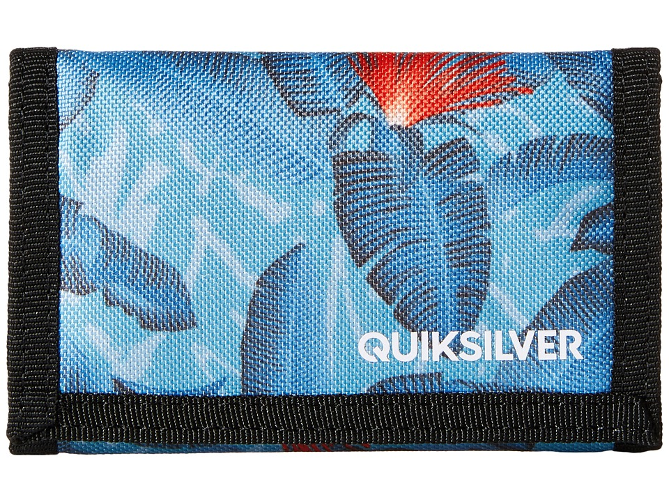 Quiksilver - Traction Wallet (Dark Denim) Wallet Handbags