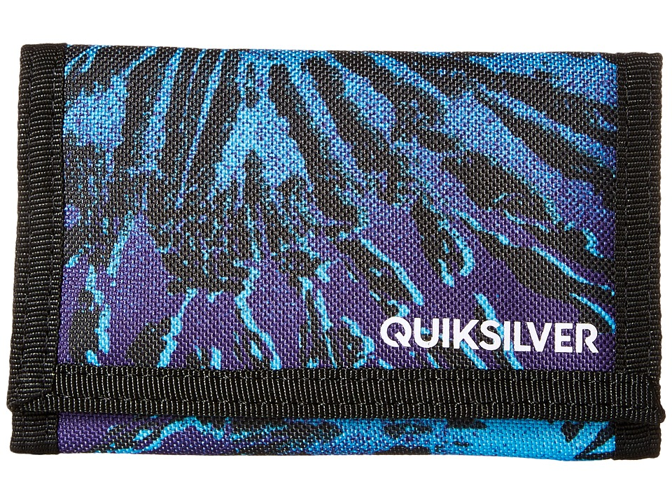 Quiksilver - Traction Wallet (Hawaiian Ocean) Wallet Handbags