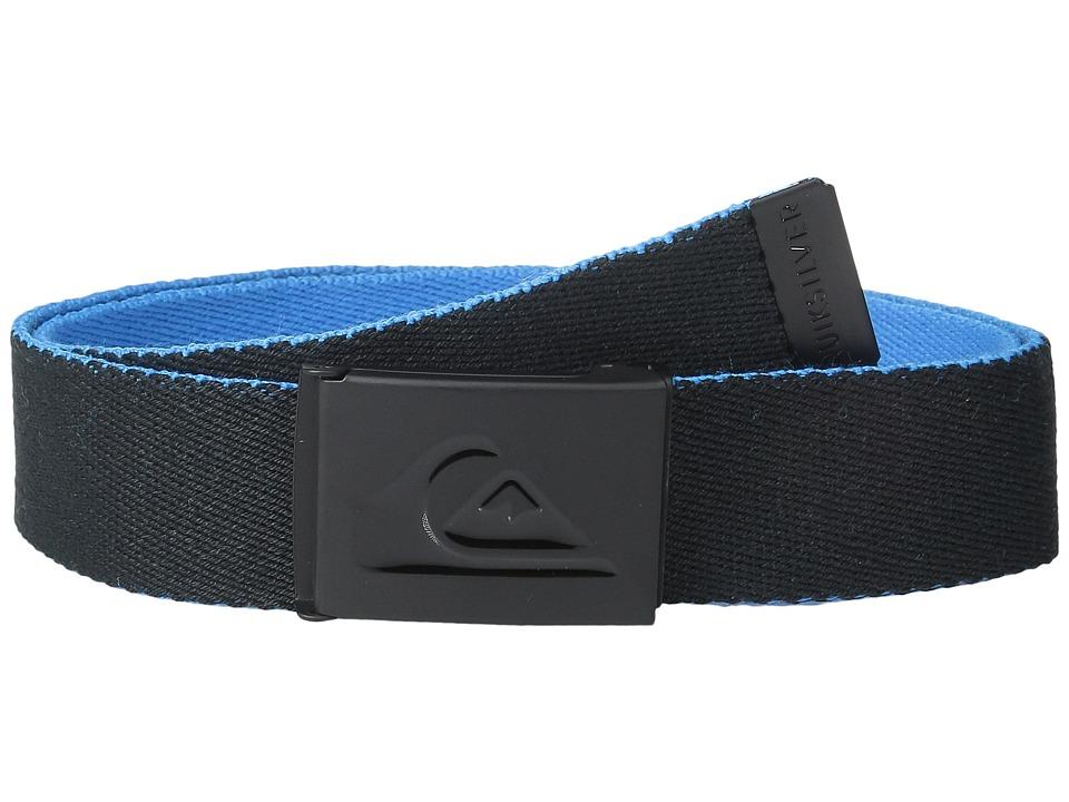 Quiksilver - The Jam 2 Belt (Neon Blue) Men
