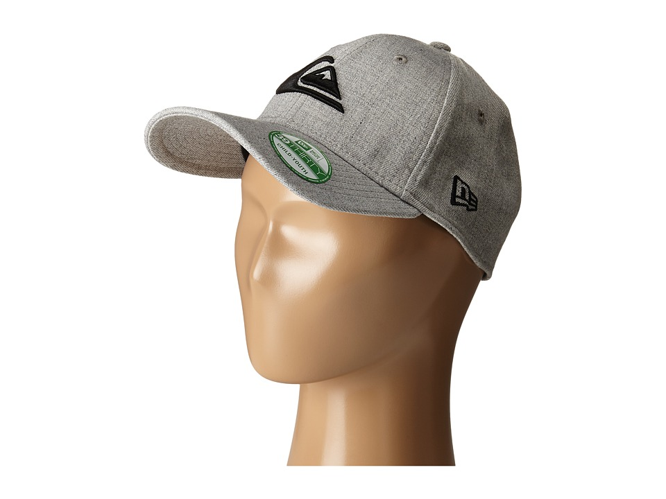 Quiksilver - Mountain Wave Colors Hat (Big Kid) (Athletic Heather) Caps