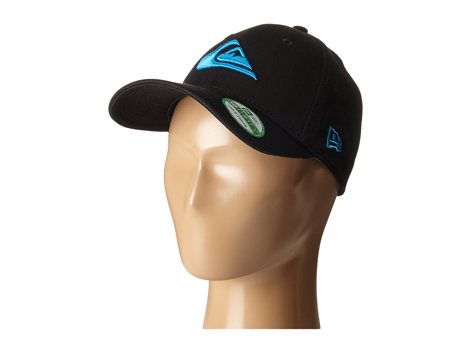 Quiksilver - Mountain Wave Black Hat (Big Kid) (Hawaiian Ocean) Caps