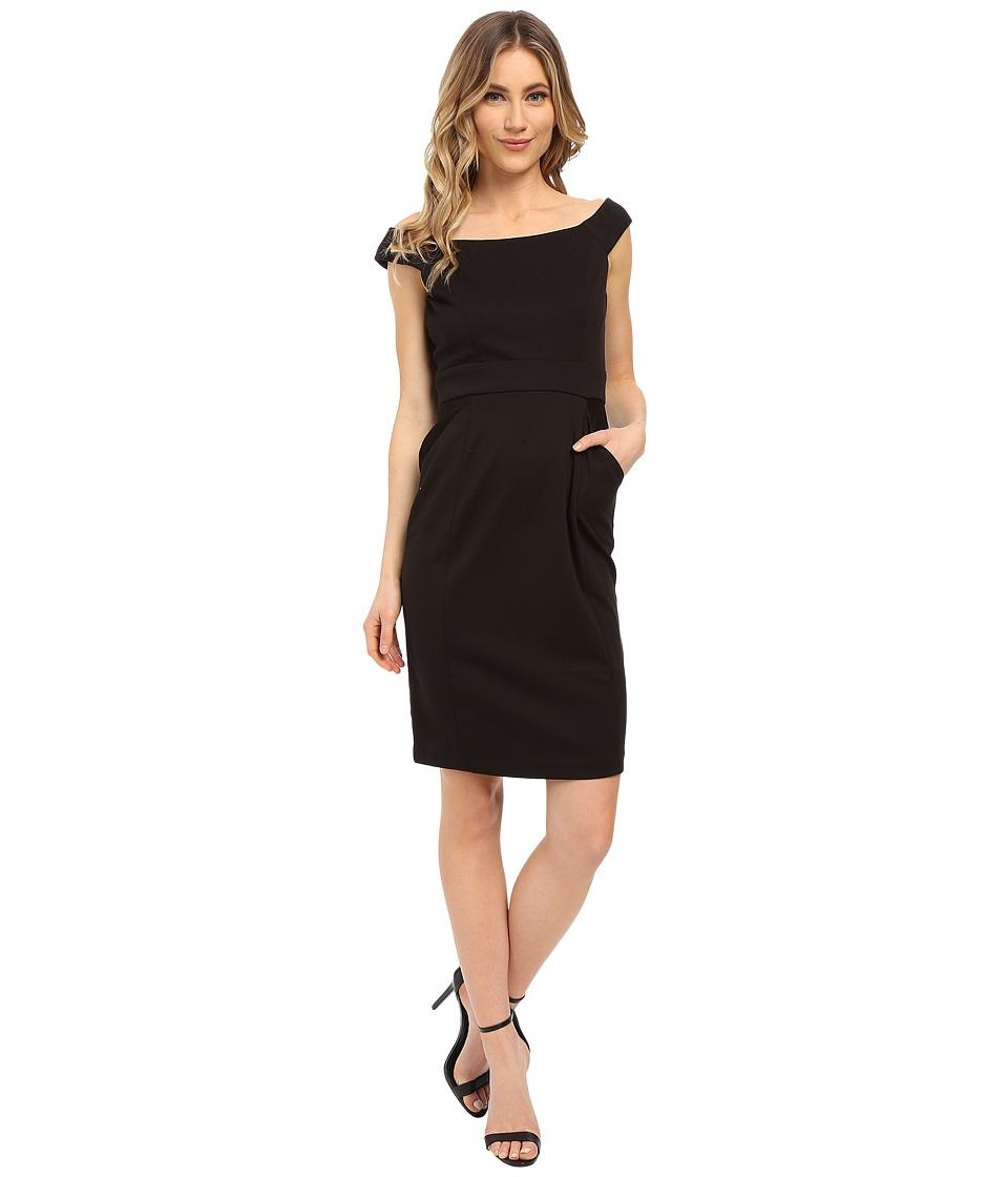 CATHERINE Catherine Malandrino - Audrey Dress (Black) Women's Dress