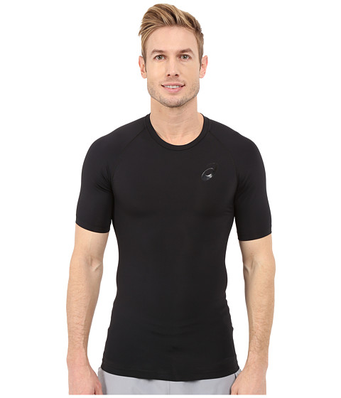 ASICS - Inner Muscle Short Sleeve (Performance Black) Men's T Shirt