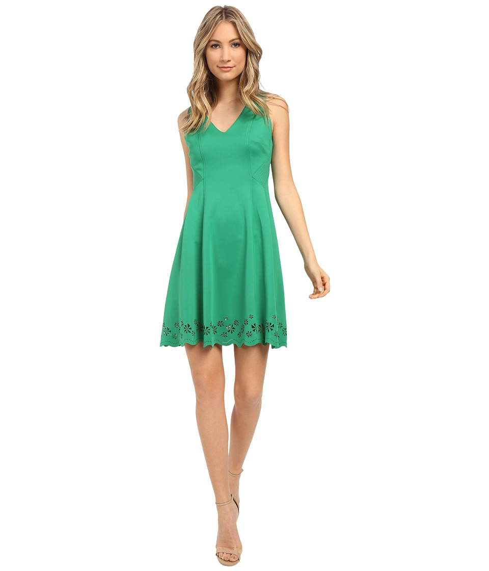 CATHERINE Catherine Malandrino - Juliet Dress (Emerald) Women's Dress