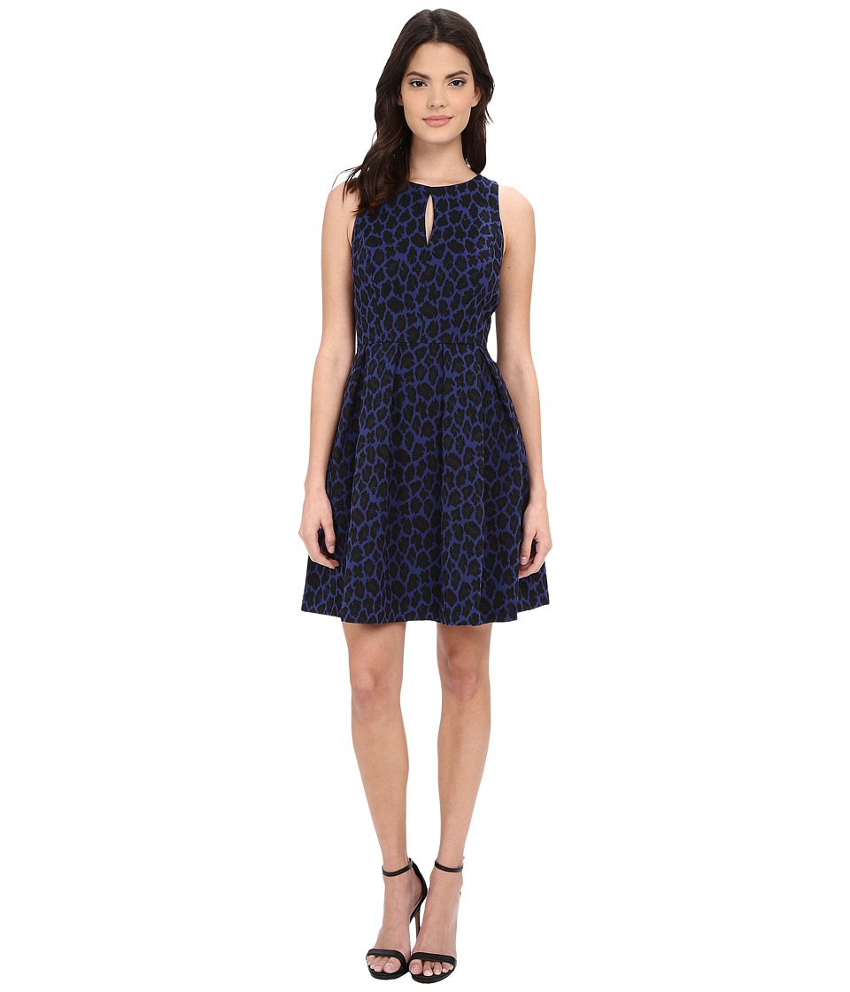 CATHERINE Catherine Malandrino - Fawn Dress (Capri/Noir) Women's Dress