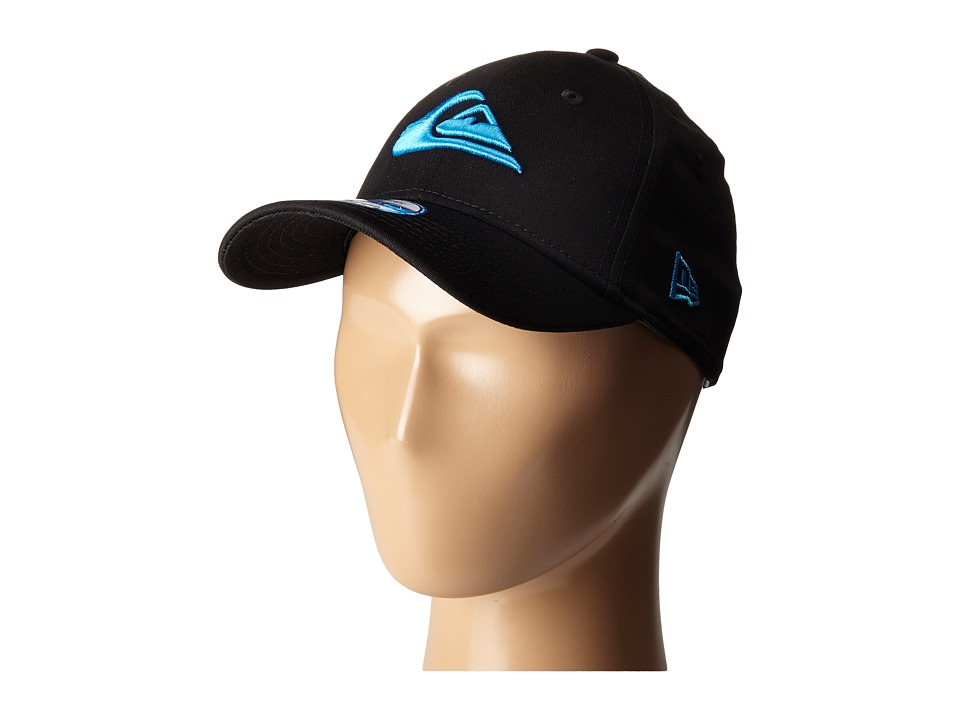 Quiksilver - Mountain Wave Black Hat (Infant/Toddler) (Hawaiian Ocean) Caps