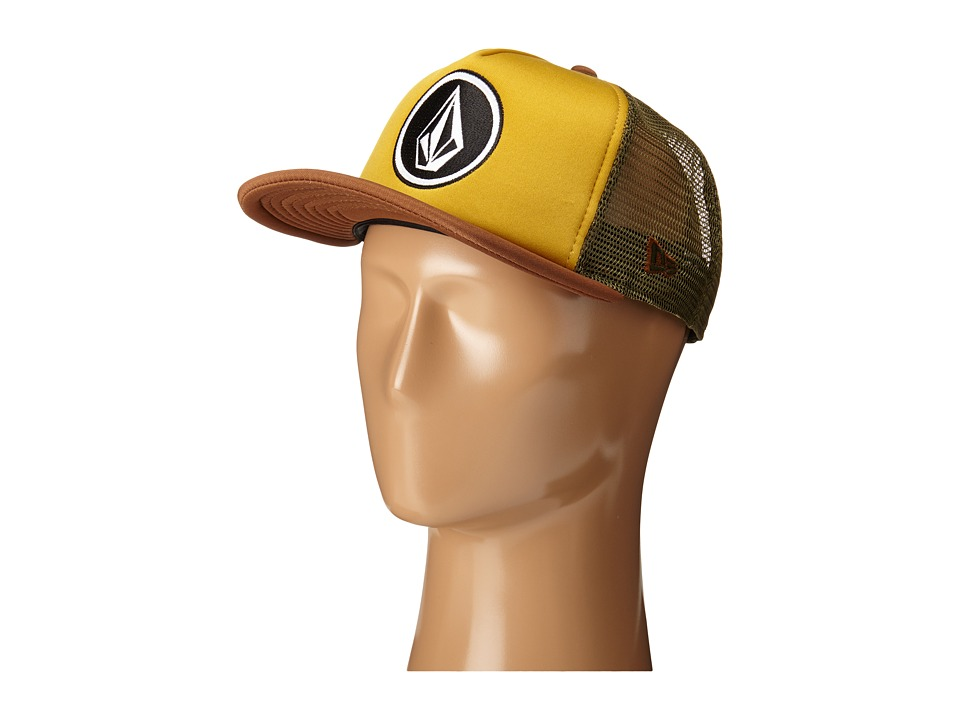 Volcom - Coast Cheese (Golden Mustard) Caps