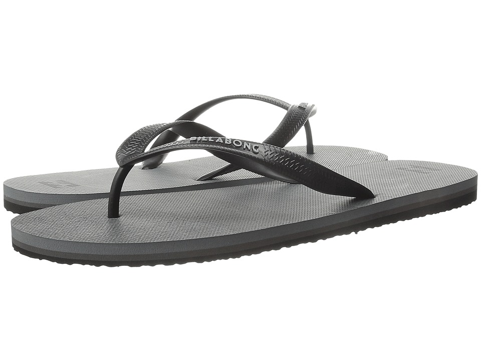 Billabong - Hombre Sandal (Stealth) Men's Sandals
