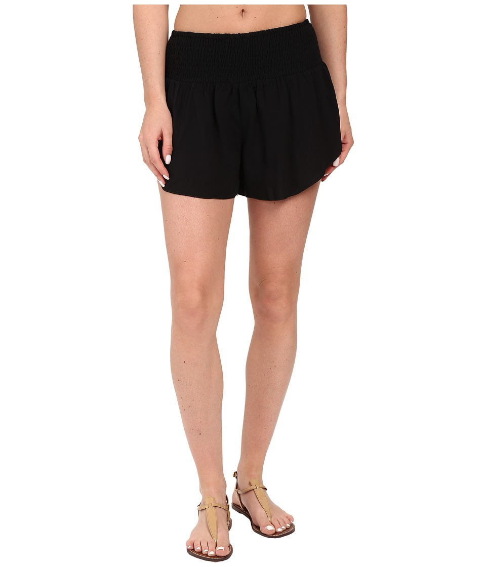 Body Glove - Eve Cover-Up (Black) Women's Shorts