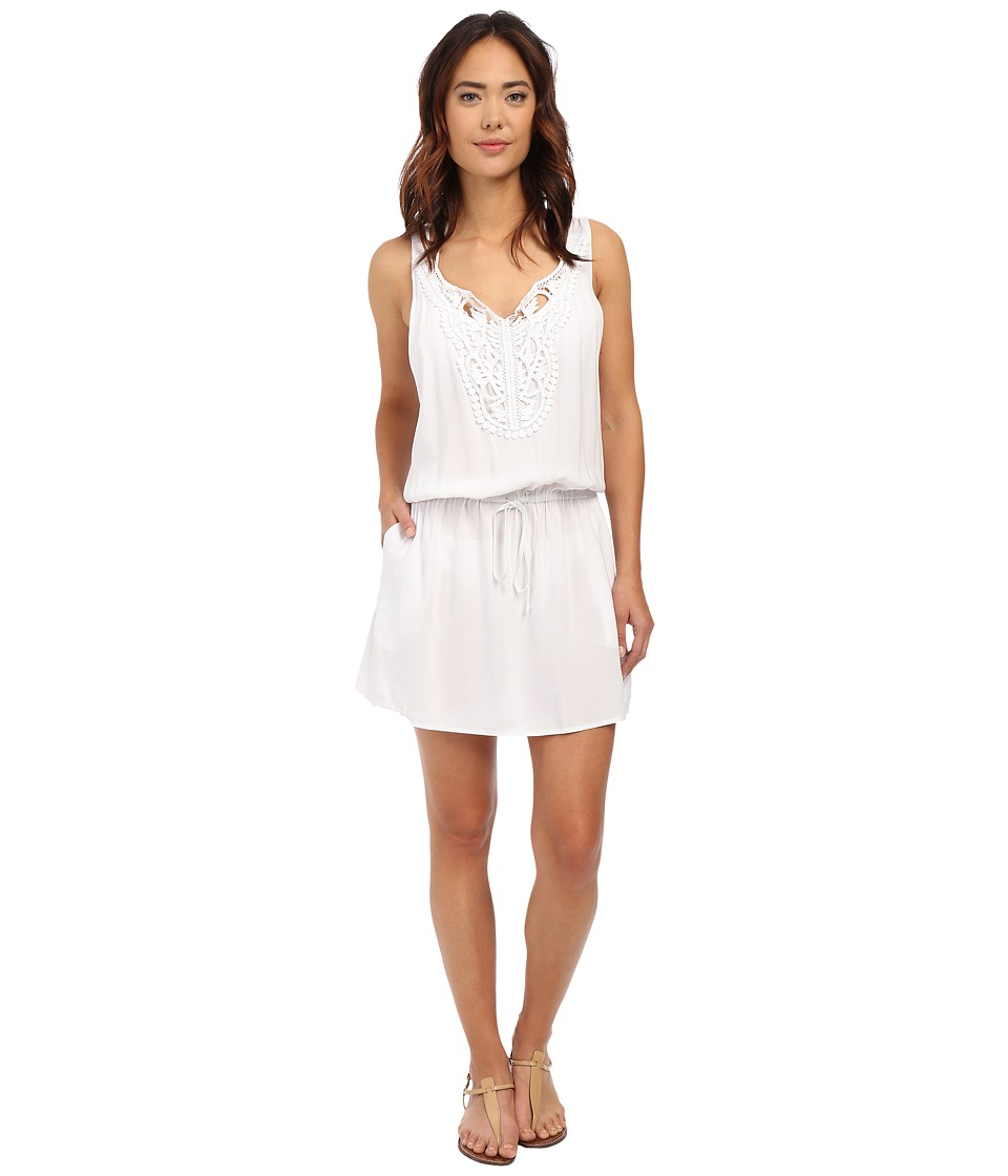 Body Glove - Rosie Cover-Up Dress (White) Women