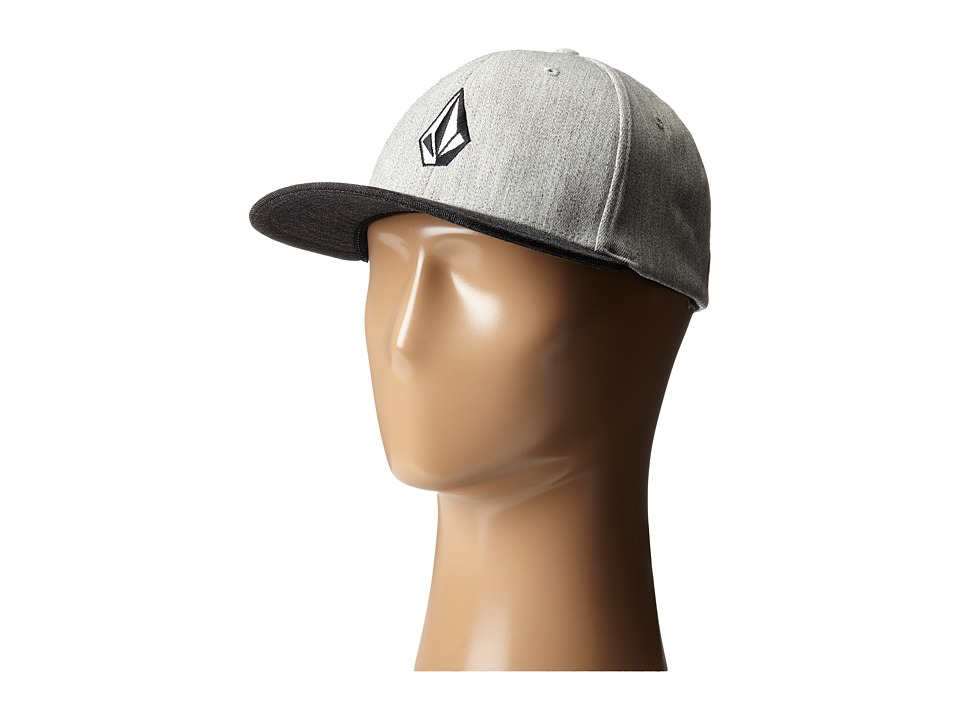 Volcom - Full Stone X-Fit (Storm Heather) Caps
