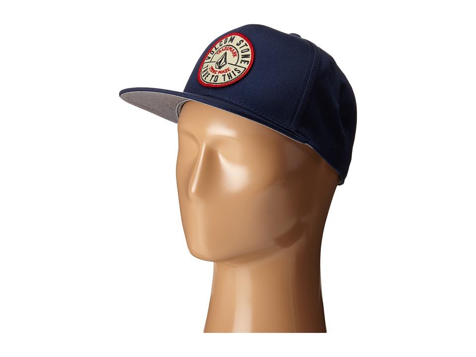 Volcom - Cresticle (Navy) Caps