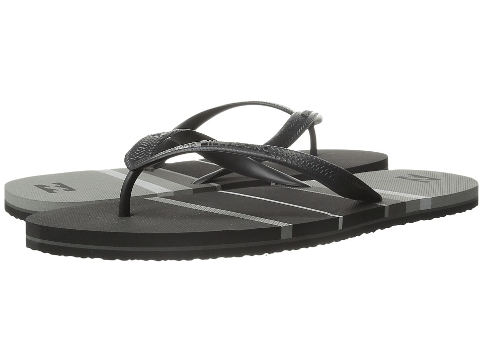 Billabong - Spin Thong (Stealth) Men's Sandals