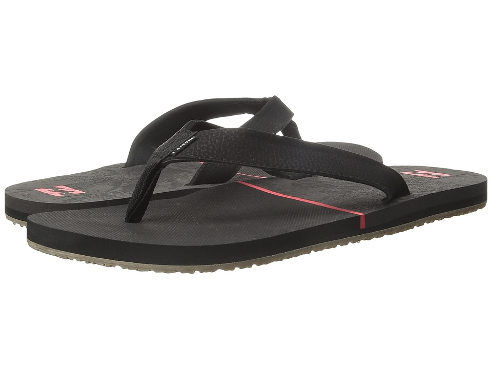 Billabong - Pivot Sandal (Black) Men's Sandals