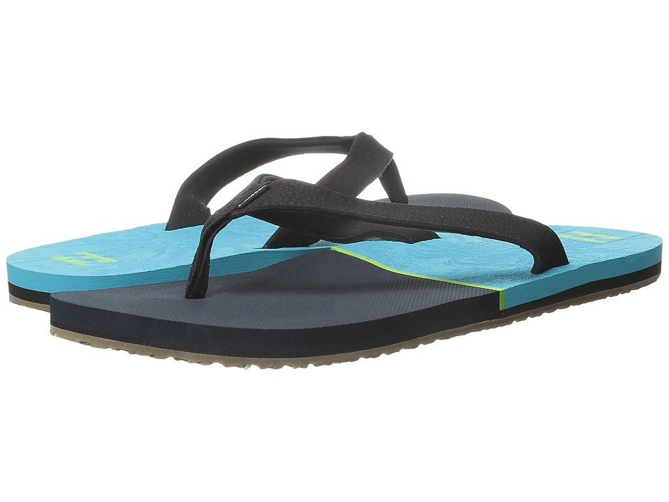 Billabong - Pivot Sandal (Navy) Men's Sandals