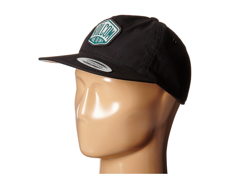 Volcom - Station Snapback (Black) Caps