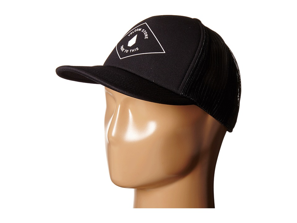 Volcom - Chopped Cheese (Black) Caps