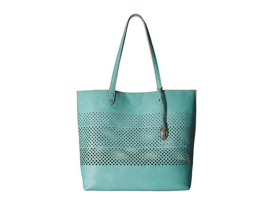 CARLOS by Carlos Santana - Mila Tote (Mint) Tote Handbags