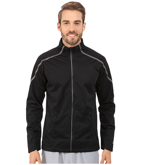 ASICS - Lite-Show Winter Jacket (Performance Black) Men's Coat